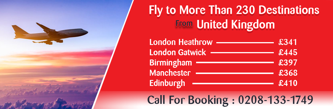 Turkish Airlines Promotions, Turkish Airlines Flights From Uk